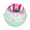 Rózsabimbó fürdőbomba