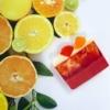 Citrusvihar szappan
