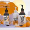 Narancs és cédrusfa kéz- és testápoló