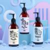 Vanília és fahéj természetes folyékony kézmosó szappan