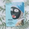 Tisztító fekete maszk hialuron savval