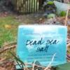 Holt tengeri só szappan
