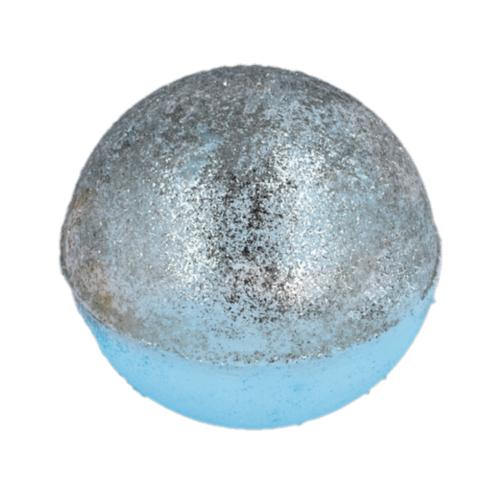 Ezüstös ragyogás vízfestő fürdőbomba
