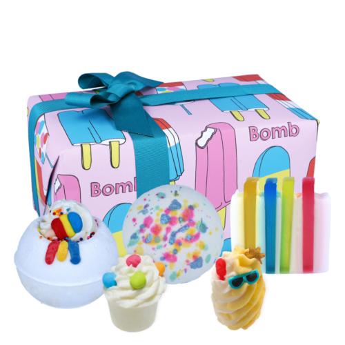 Jégkrém móka ajándékcsomag