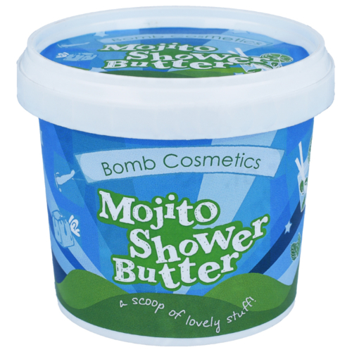 Jégkrém tusfürdő Mohito