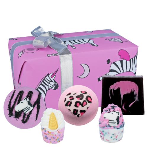 Zebra ajándékcsomag
