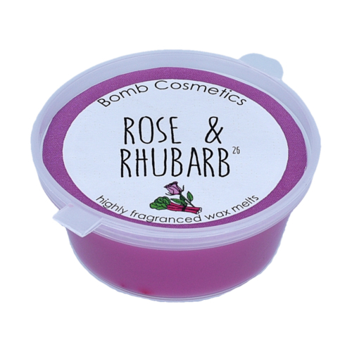 Rózsa és rebarbara Mini Melt