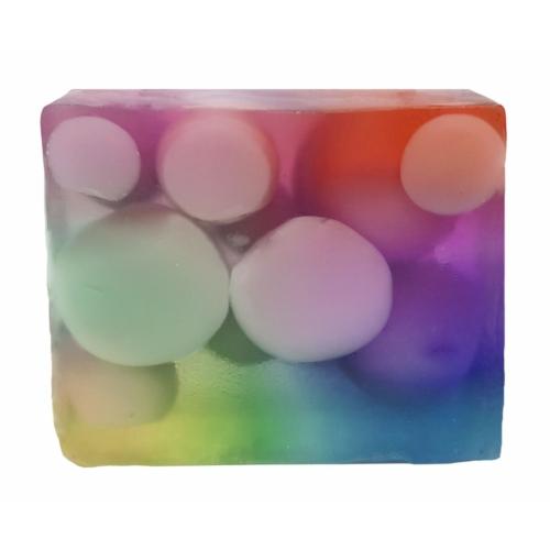 Színes buborékok szappan
