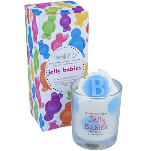 Jelly Baby Üveges gyertya