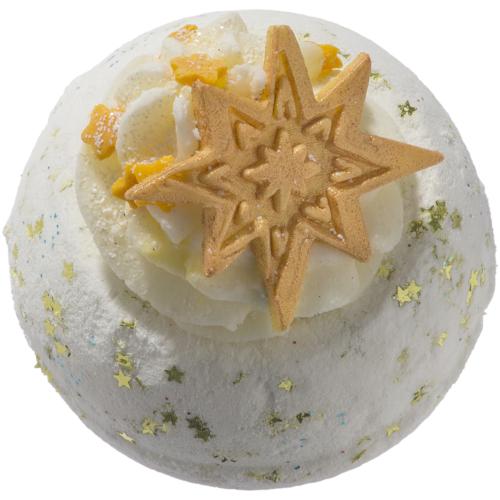 Karácsony csillaga fürdőbomba
